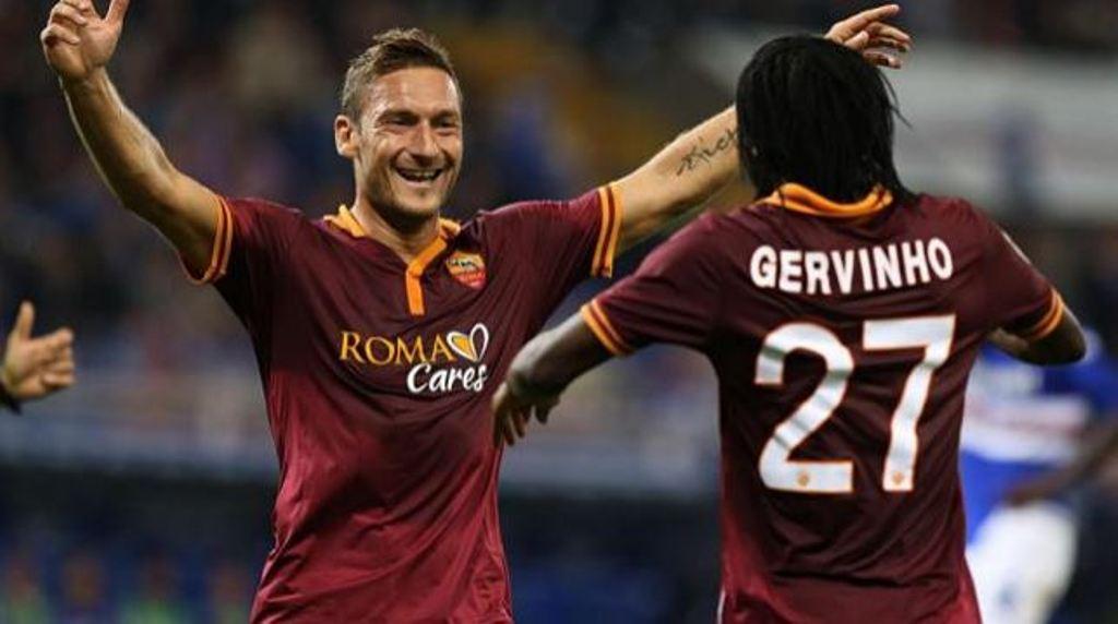 Europa League, Roma-Feyenoord 1-1: a Gervinho risponde Kazim