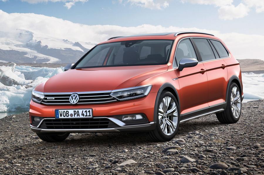 Volkswagen Passat Alltrack 2015: motori e scheda tecnica