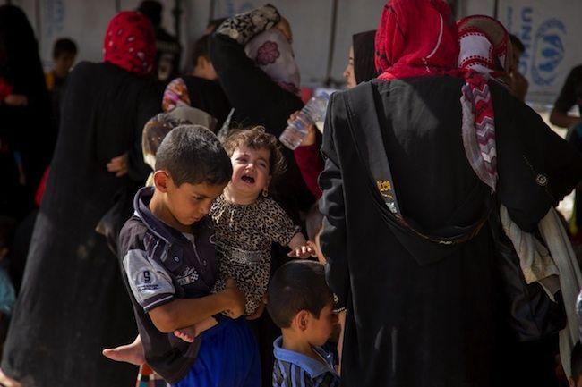 Isis, rapporto choc dell'ONU: 'Bambini uccisi, stuprati e crocifissi'