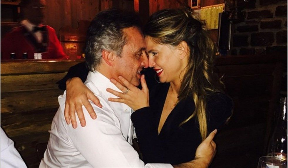 Claudia Galanti single? La fine dell'amore con Tommaso Buti