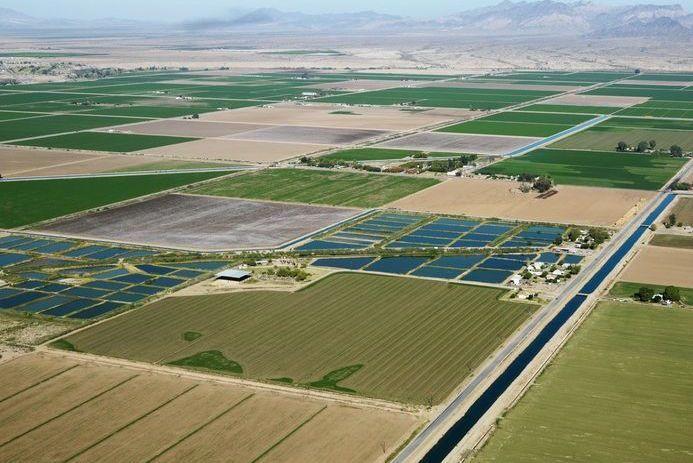 Consumo di suolo: 10 metri quadrati persi ogni secondo