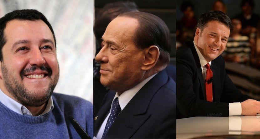 Forza Italia e Lega Nord: la proposta choc di Berlusconi a Salvini