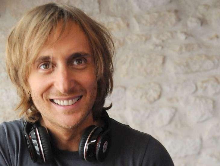 David Guetta Milano 2015