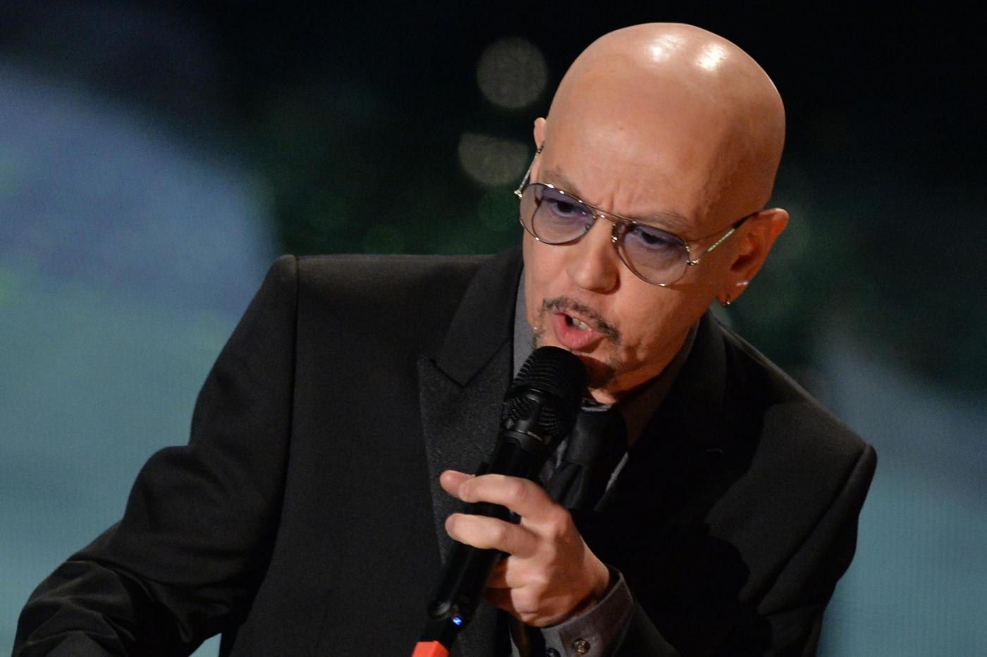Enrico Ruggeri Sanremo 2015 Tre Signori