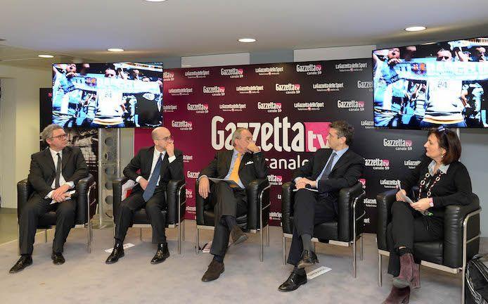 Gazzetta Tv, canale 59 digitale: dal 26 febbraio 2015 arriva l'informazione sportiva