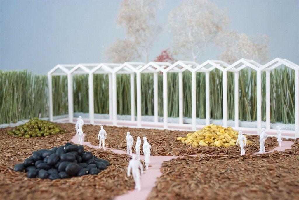 modellino biodiversity park