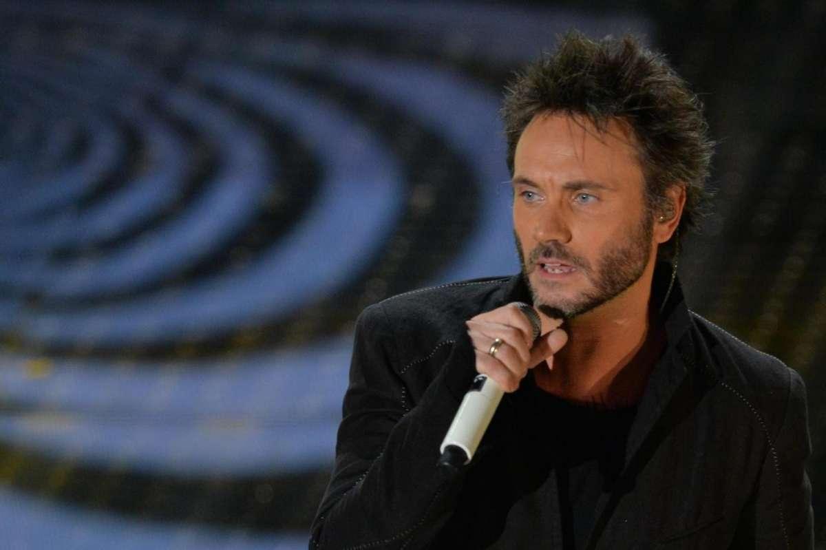 Sanremo 2015 terza serata Nek