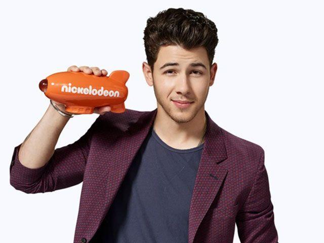 Kids' Choice Awards 2015 Nick Jonas