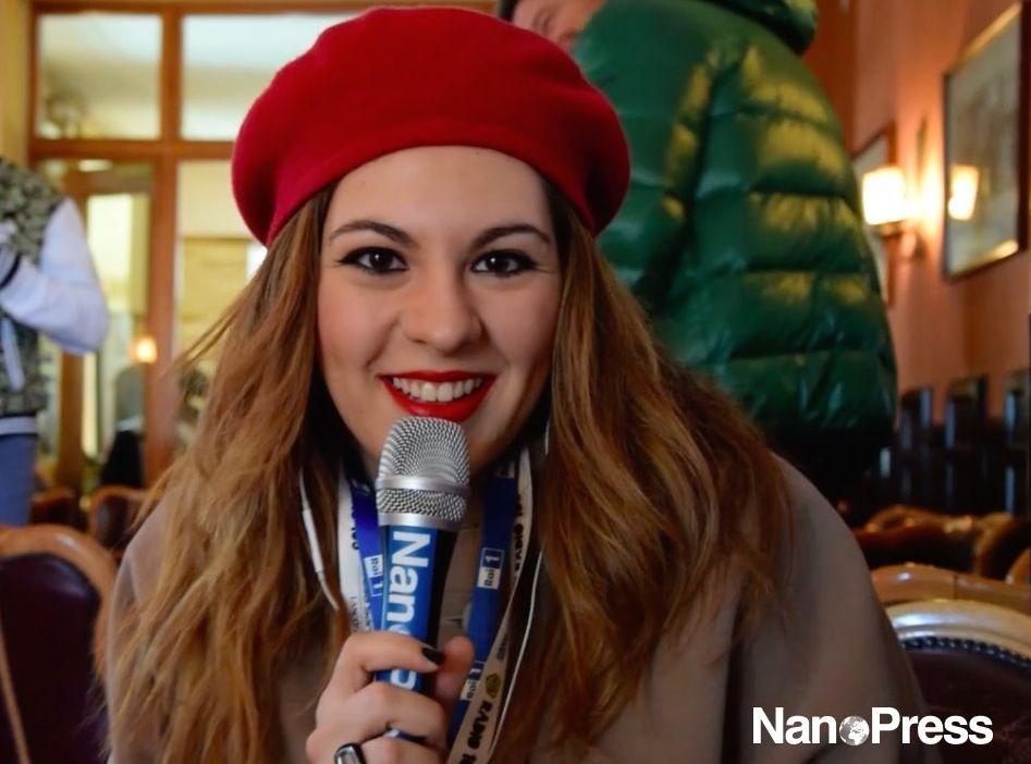 Alice Nel Sanremo Delle Meraviglie: Il favoloso mondo delle interviste
