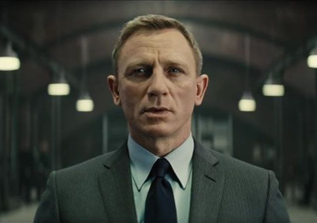 007 Spectre trailer italiano