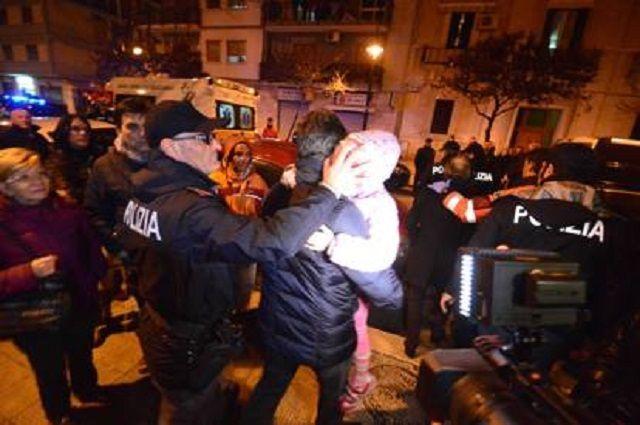 Bari: bimba di 6 anni veglia il cadavere della madre per 2 giorni