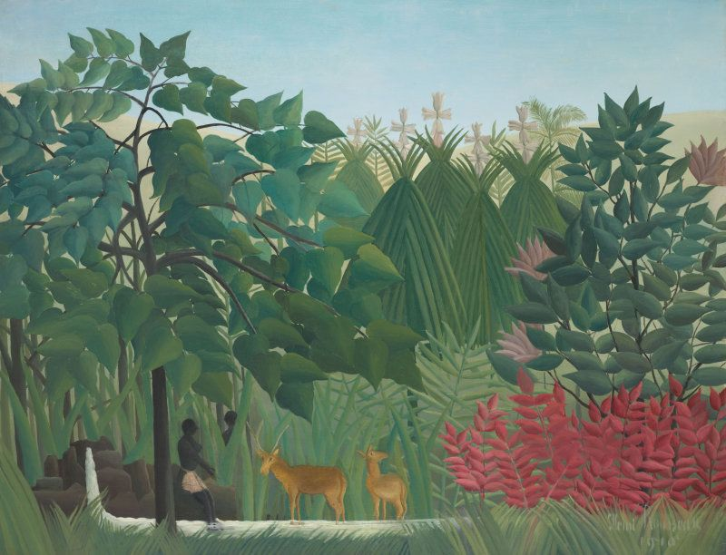 Mostra Henri Rousseau a Venezia, dal 6 marzo al 5 luglio 2015