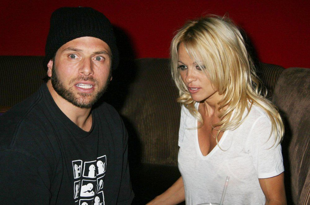 Rick Salomon e Pamela Anderson 150x150