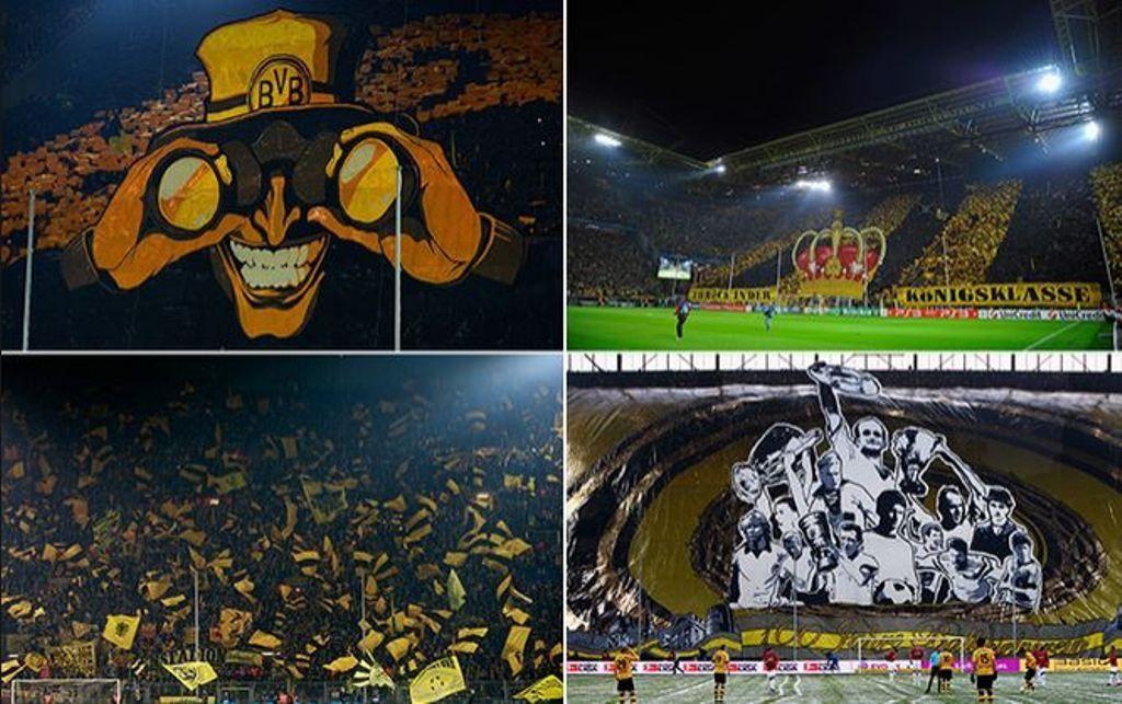 Champions League: la Juventus al cospetto del 'Muro di Dortmund'