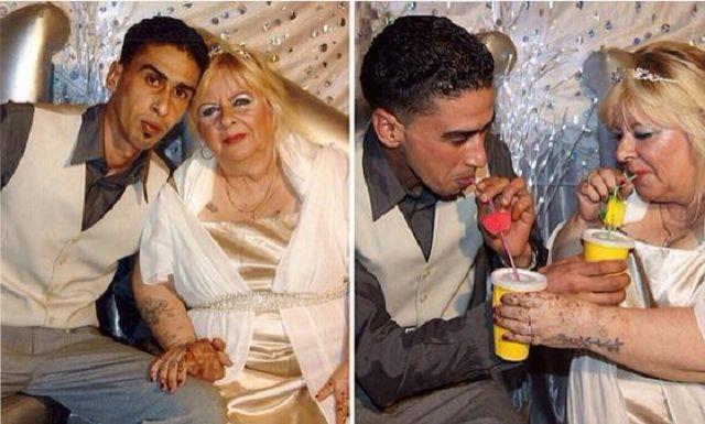 Disabile sposa toy boy tunisino e spende per lui migliaia di sterline prima di essere abbandonata