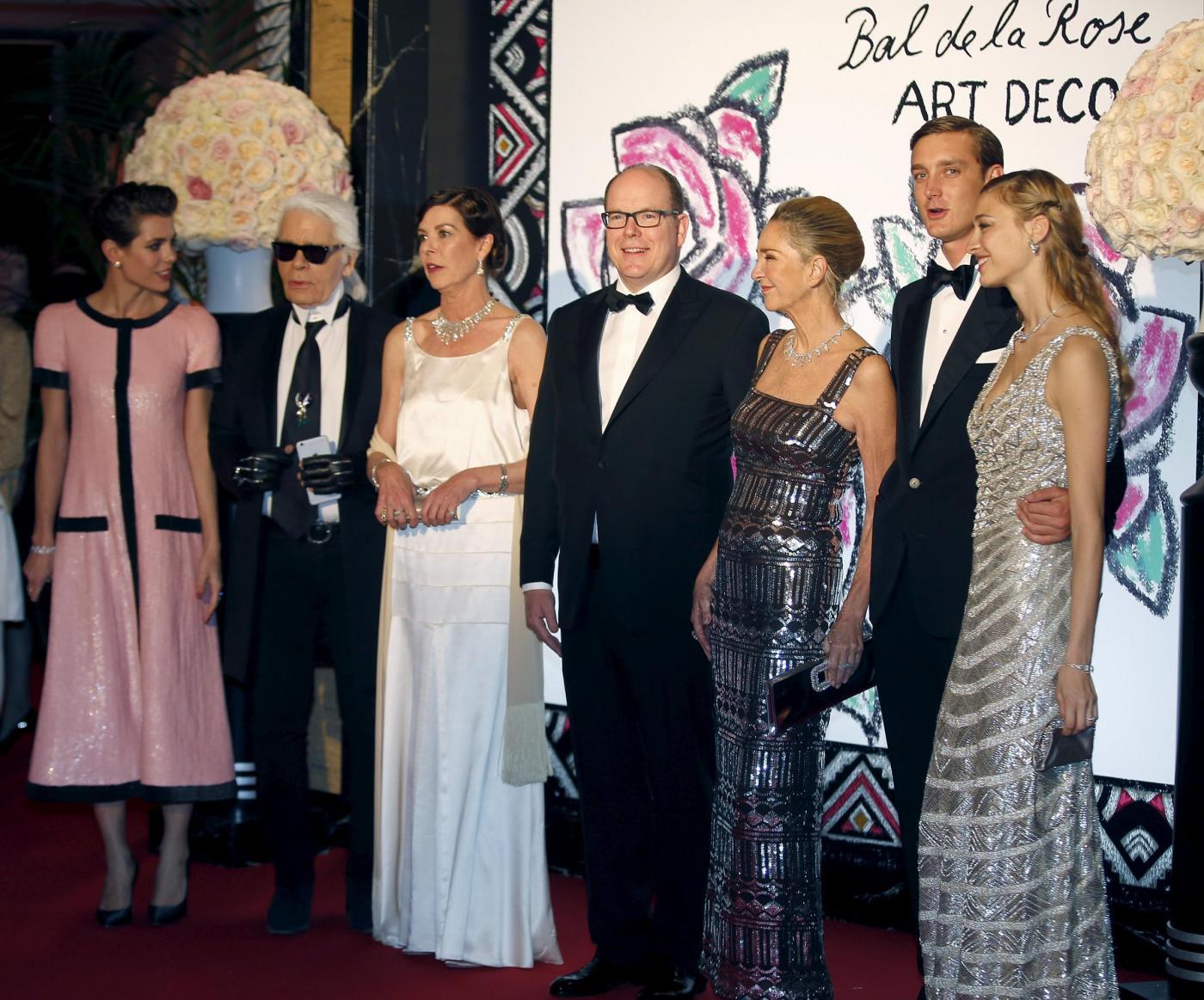 Ballo della Rosa 2015: Pierre, Beatrice e gli altri ospiti