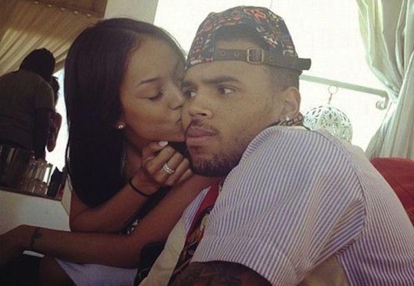 Chris Brown e Karrueche Tran si sono lasciati a causa di una figlia segreta