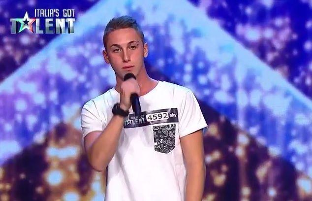 Italia's got Talent: Dj Trava, figlio di Marco Travaglio, alle Auditions