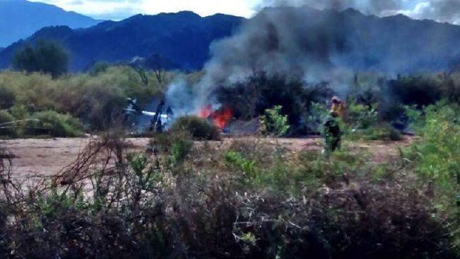 Strage al reality show francese: scontro fra elicotteri in Argentina