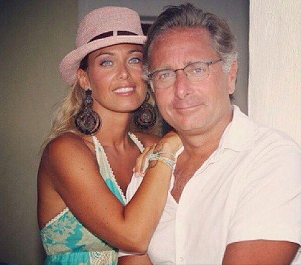 Paolo Bonolis: la moglie Sonia racconta il dramma di Silvia, prima figlia della coppia