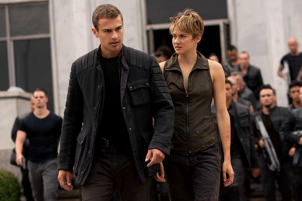 The Divergent Series Insurgent trailer italiano trama