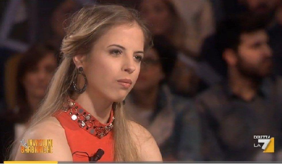 Carolina Kostner: 'Alex Schwazer? L'avrei sposato!' L'intervista a Le Invasioni Barbariche