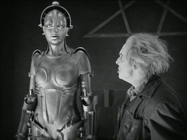 Metropolis film Fritz Lang