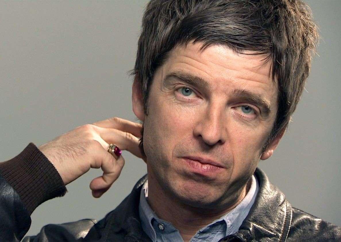 Noel Gallagher Che tempo che fa