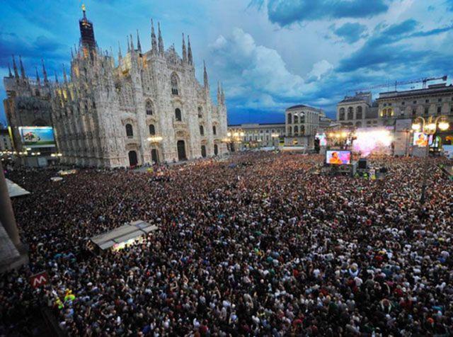 Radio Italia Live 2015 Milano