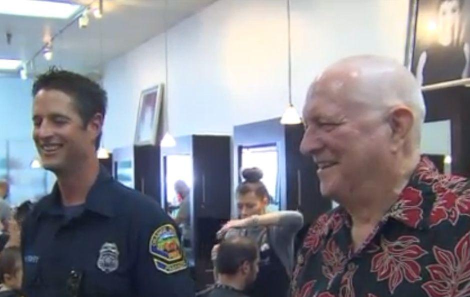 Due uomini si salvano la vita a 26 anni di distanza