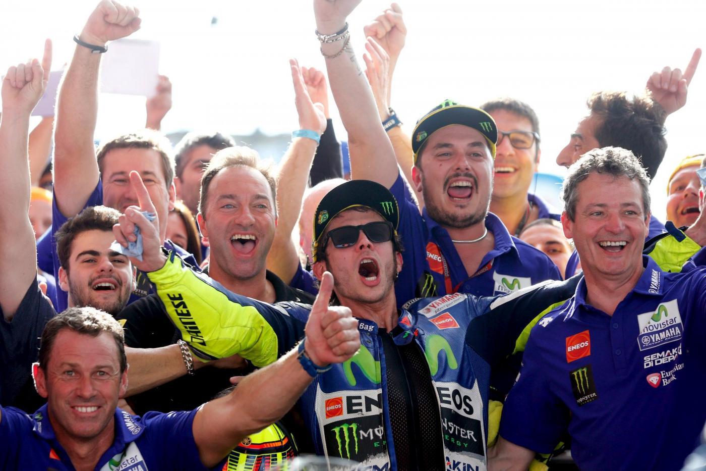 MotoGP Argentina 2015 vince Valentino Rossi 150x150