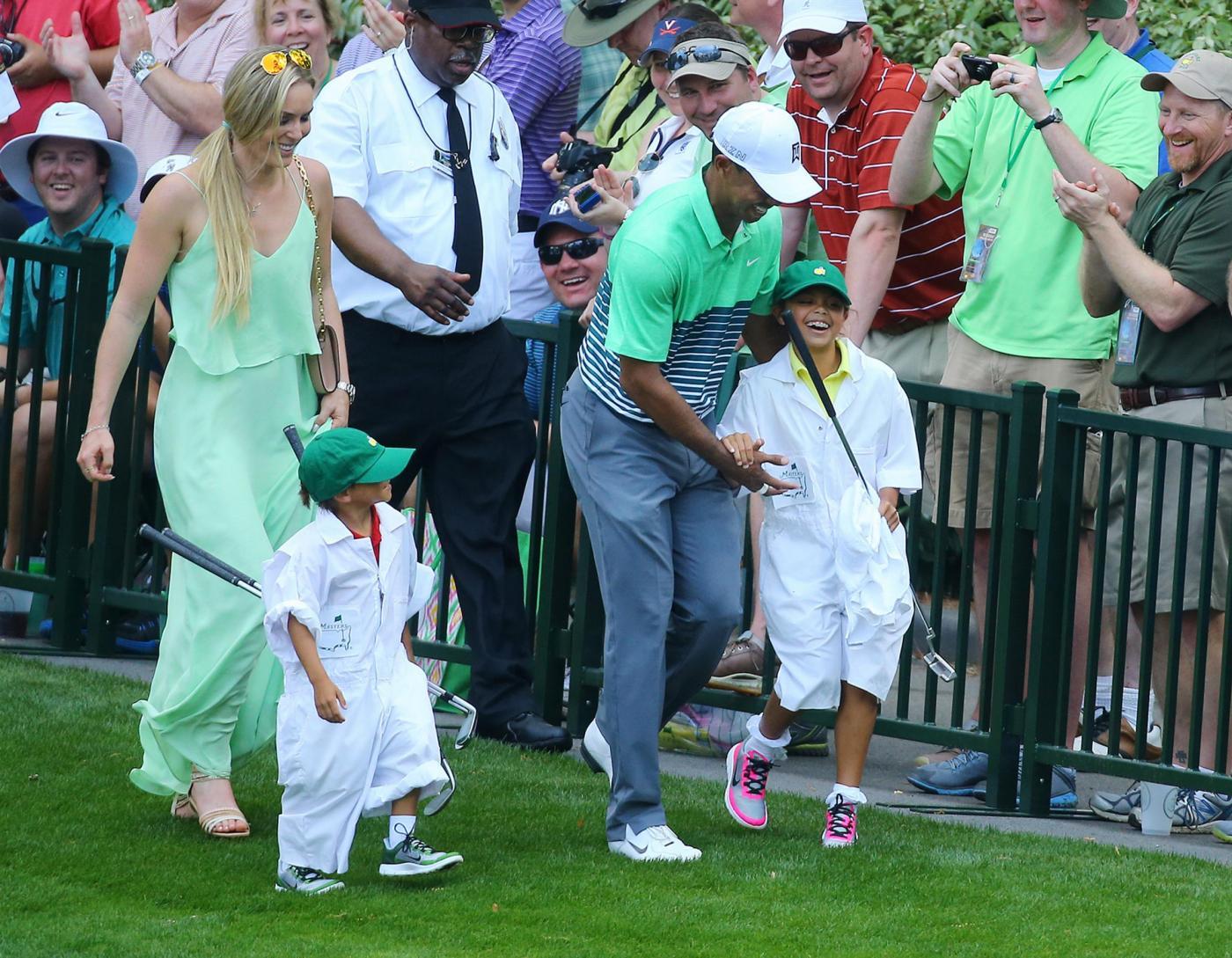 Golf, Augusta Masters: tutti gli occhi su Tiger Woods