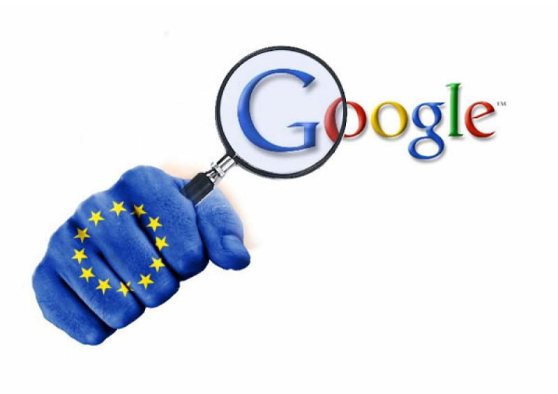 Google sotto la lente dell'Antitrust dell'UE