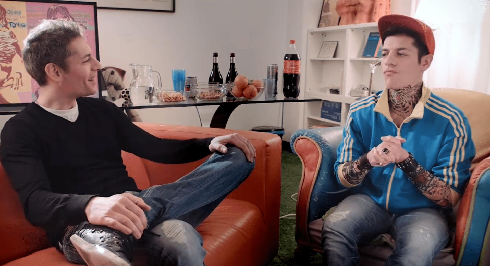 Real Fedez, Giovanni Vernia nei panni del rapper per una nuova esilarante parodia: intervista