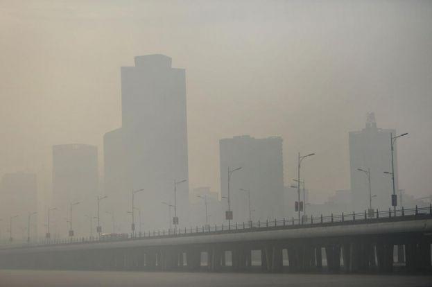 inquinamento aria foto repertorio