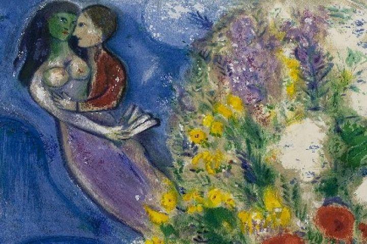 Mostra Chagall Roma: al Chiostro del Bramante fino al 26 luglio 2015