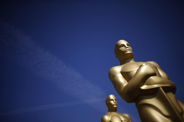 Oscar 2016 data
