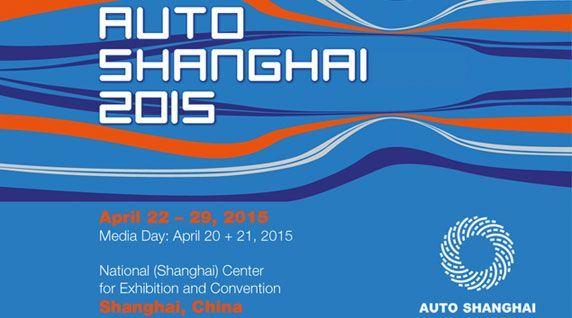 Salone di Shanghai 2015: tutte le auto più belle