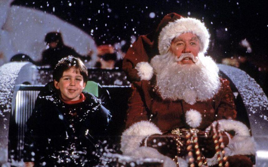 Film con Babbo Natale