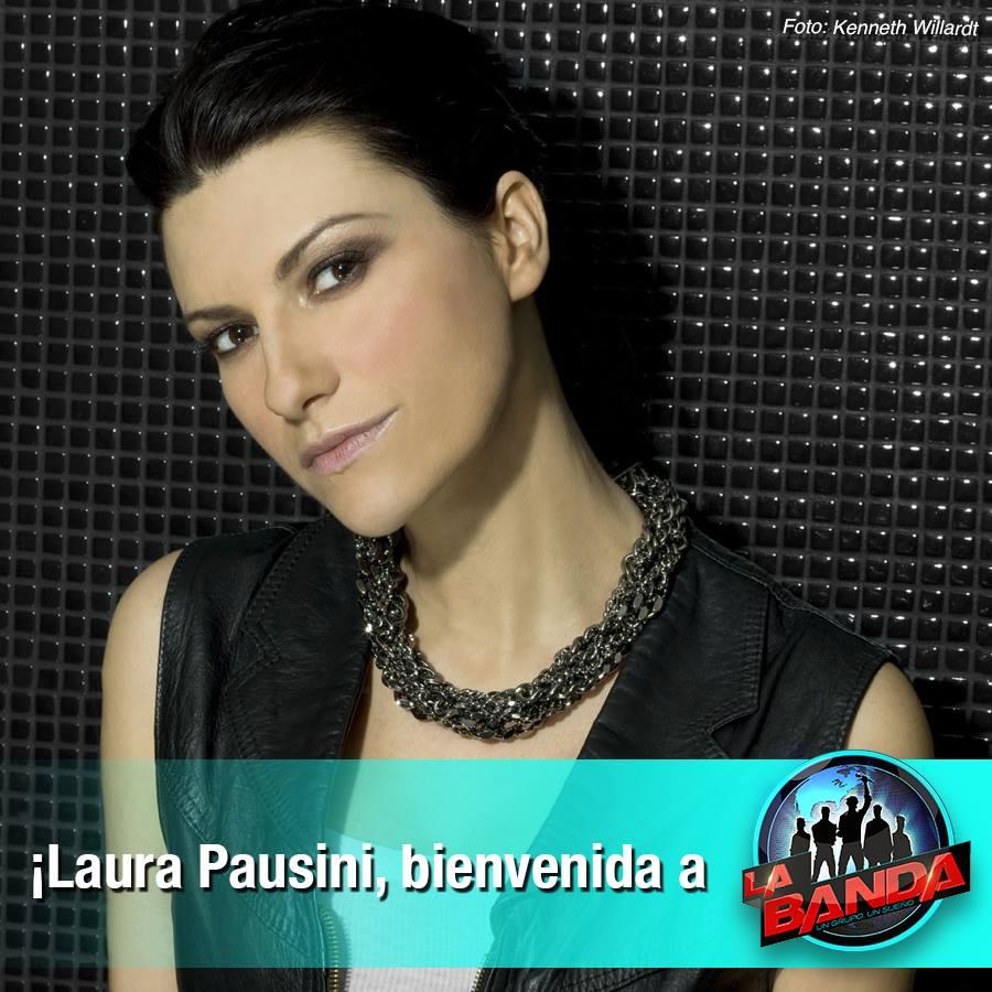 Laura Pausini giudice a La Banda: dopo La Voz, di nuovo insieme a Ricky Martin