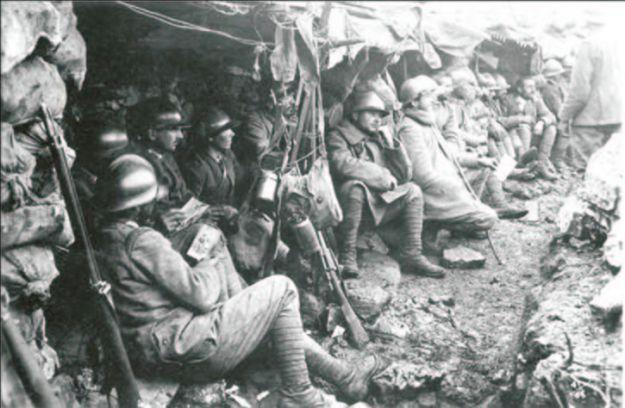 Riassunto della Prima Guerra Mondiale: dall'attentato di Sarajevo all'armistizio