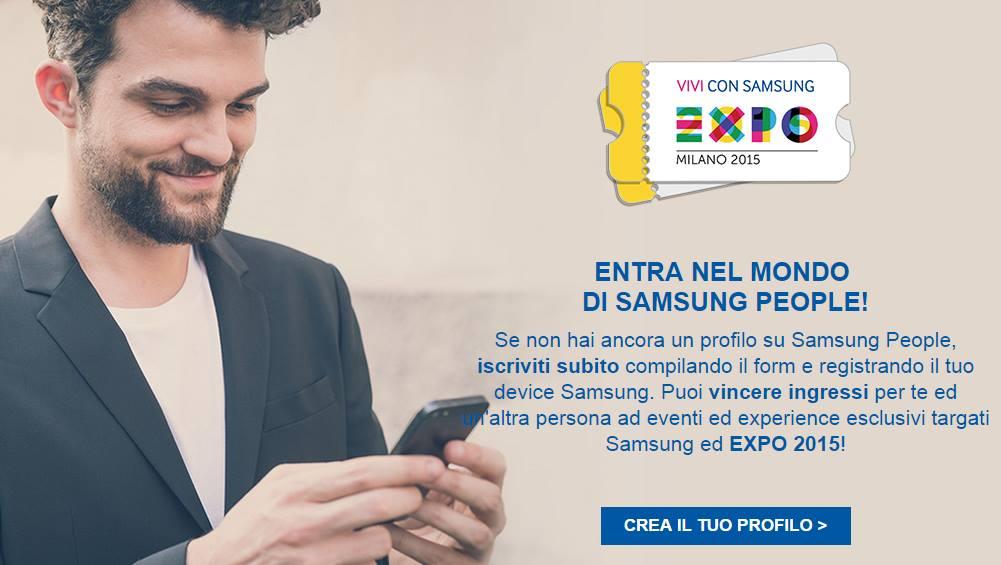 Samsung pubblicizza Expo 2015 con un iPhone: l'epic fail diventa virale
