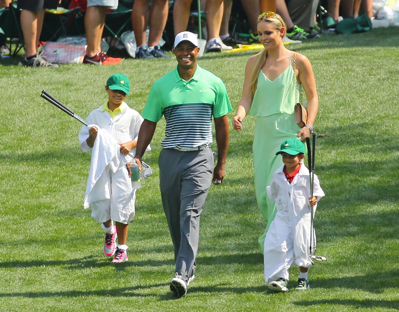 Tiger Woods e Lindsey Lohan si sono lasciati