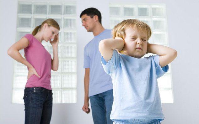 Cosa succede ai figli di genitori fortemente stressati