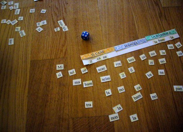 Divisione in sillabe: regole ed eccezioni delle parole italiane
