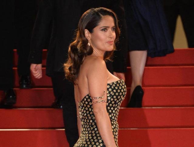Il Racconto dei Racconti red carpet Cannes