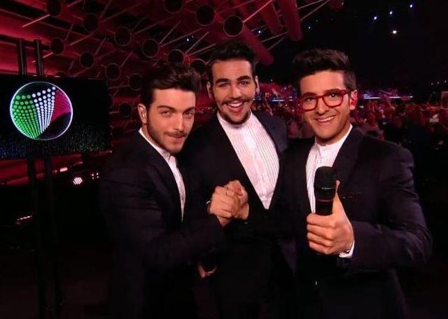Eurovision Song Contest 2015 Il Volo