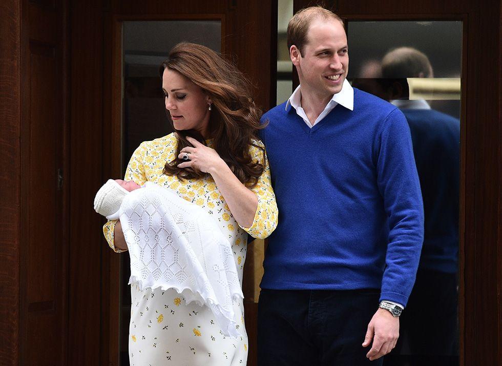 Charlotte Elizabeth Diana: su Twitter il certificato di nascita della principessina