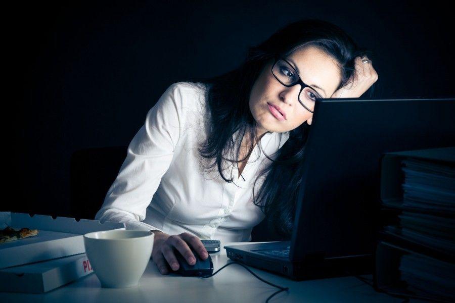 Lavorare di notte mette in pericolo la salute delle donne
