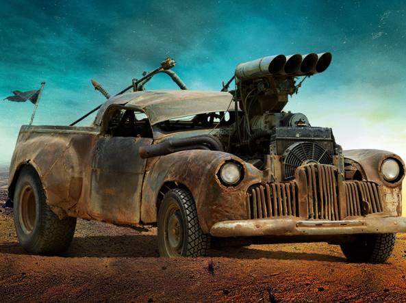 Mad Max: tutte le auto del film